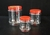 UI 1420 - Plastic Jars Set of 3